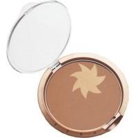 Prestige cosmetics bronzer powder with brush, terra - 2 ea