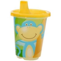 Evenflo zoo friends sippy cup  - 1 ea