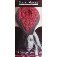 Michel mercier detangler detangling hairbrush - 3 ea