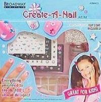 Kiss Broadway Nails Create A Nail Art Kit - 2 ea