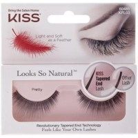 Kiss featherlight lash pretty - 3 ea