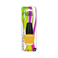 LA colors craze nail polish shock - 3 ea