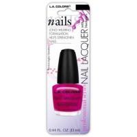 LA colors nail lacq tease - 3 ea
