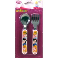 The first years disney princess easy grasp flatware - 3 ea