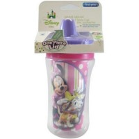 First years minnie mouse insulated sippy cup - 2 ea