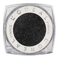 Loreal paris infallible eyeshadow, eternal black - 2 ea