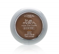 Loreal true match super blendable pressed powder, neutral cappuccino - 2 ea