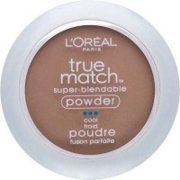Loreal true match super blendable pressed powder, cool shell beige  - 2 ea
