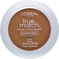 Loreal true match super blendable pressed powder, cool soft sable - 2 ea