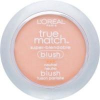 Loreal true match super blendable blush, neutral precious peach - 2 ea