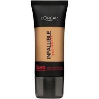 Loreal paris infallible pro matte foundation makeup, fresh beige - 2 ea, 2 pack