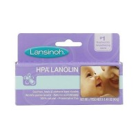 Lansinoh lanolin for breastfeeding mothers  - 4 ea