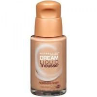 Maybelline dream liquid mousse foundation, nude beige - 2 ea,  2 pack