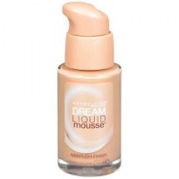 Maybelline dream liquid mousse foundation, creamy natural - 2 ea,  2 pack