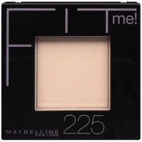 Maybelline fit me powder, medium buff -  2 ea, 2 pack