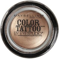 Maybelline eye studio color tattoo eyeshadow, bad to the bronze - 2 ea