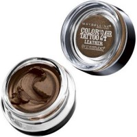 Maybelline color tattoo eye shadow, chocolate suede - 2 ea