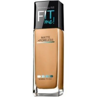 Maybelline Fit Me Matte plus Poreless Foundation, rich tan - 2 ea