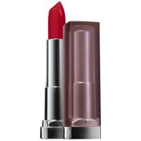 Maybelline color sensational creamy mattes lipstick, rich ruby - 2 ea