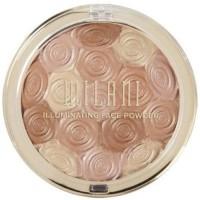 Milani illuminating face powder, hermosa rose - 3 ea
