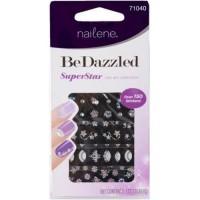 Nailene bedazzle superstar nail art - 2 ea