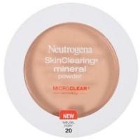 Neutrogena skinclearing mineral powder, natural ivory - 2 ea