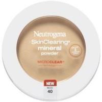 Neutrogena skinclearing mineral powder, nude - 2 ea