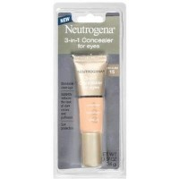 Neutrogena 3-in-1 concealer for eyes, medium # 15 - 3 ea