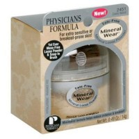 Physicians formula mineral wear mineral loose powder creamy natural - 2 ea