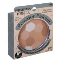 Physicians formula multi colored powder palette, beige - 2 ea