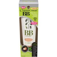 Physicians formula organic wear natural origin bb beauty balm cream, light medium - 2 ea