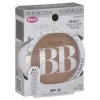 Physicians formula super bb all in 1 beauty balm powder, light - 2 ea
