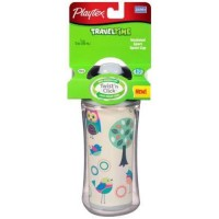 Playtex traveltime spoutless cup - 2 ea