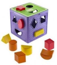 Playskool brilliant basics form fitter for kids by hasbro - 1 ea