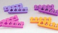 Paris presents mon image flower shaped toe separators - 12 ea