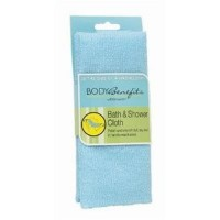Body Benefits Exfoliating Bath and Shower Cloth - 6 ea