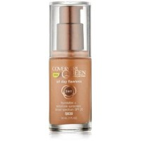 Covergirl queen collection all day flawless foundation, soft copper - 2 ea