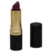 Revlon super lustrous lipstick, plum velour - 2 ea