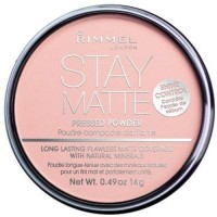 Rimmel stay matte pressed powder natural - 2 ea