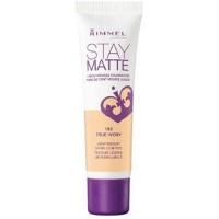 Rimmel stay matte liquid mousse foundation, true ivory - 2 ea