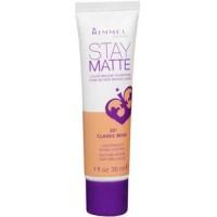 Rimmel stay matte liquid mousse foundation, classic beige - 2 ea