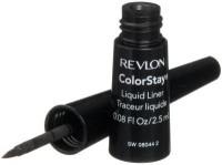 Revlon colorstay liquid eyeliner, black - 2 ea