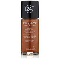 Revlon colorstay makeup with softflex for combination / oily skin, cappuccino #390 - 2 ea