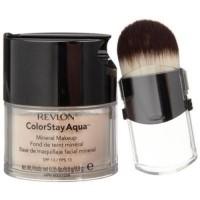 Revlon colorstay aqua mineral makeup light medium - 2 ea
