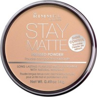 Rimmel stay matte pressed powder, transluent - 2 ea