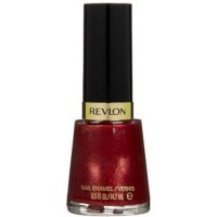 Revlon nail enamel, saucy - 2 ea