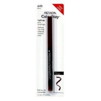 Revlon Colorstay Lipliner With SoftFlex, Raisin - 2 ea