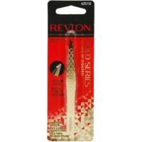 Revlon gold series titanium coated slant point tweezers - 3 ea