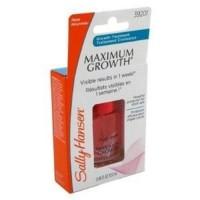 Sally hansen maximum growth nail treatment clear - 2 ea
