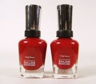 Sally hansen complete salon manicure nail color, red my lips - 2 ea